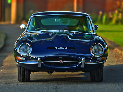 1965 Jaguar E Type Series 1 Coupe 42 EJ