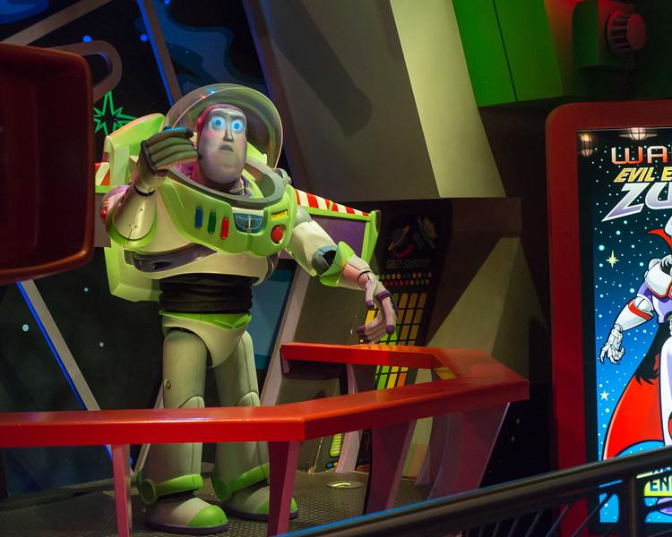 Greetings Space Rangers! - Magic Kingdom Walt Disney World