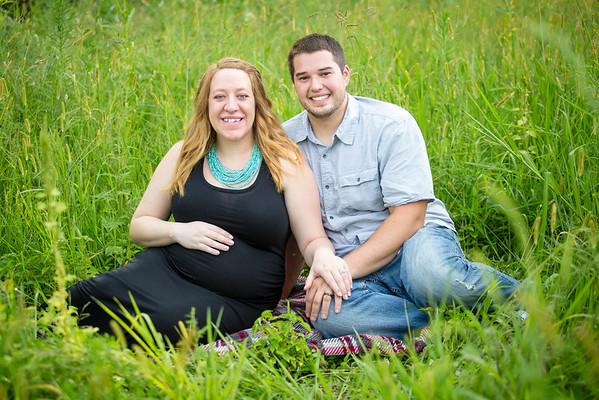 Rhoades Maternity Session