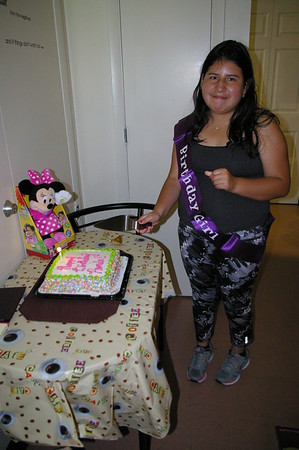Pamela's *16th Birthday*
