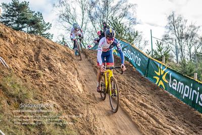 UCI Zolder World Cup cyclocross U23 Race