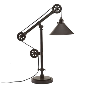 Lee Table Lamp and Floor