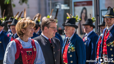 Bundesversammlung der Tiroler Schützen 30.04.2016