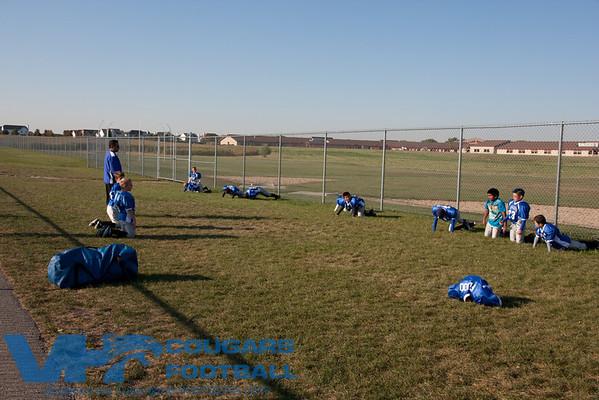 Away Game vs Huntley Mustangs @ Marlowe Middle School
