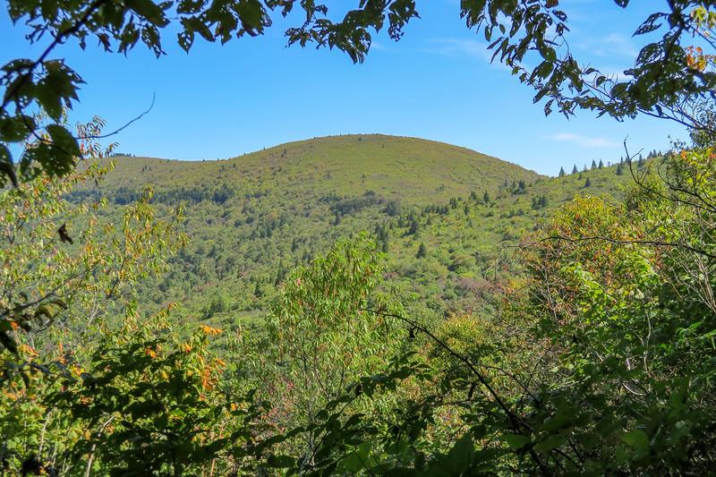 Fork Mountain Trail -- 5,630'