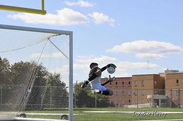 Soccer Masculin div1 /FXG/16 septembre
