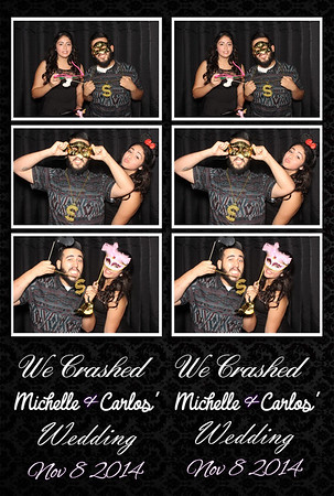 Michelle & Carlos Wedding