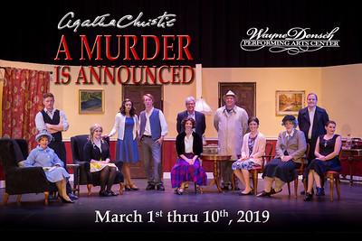 Murder Is Announced