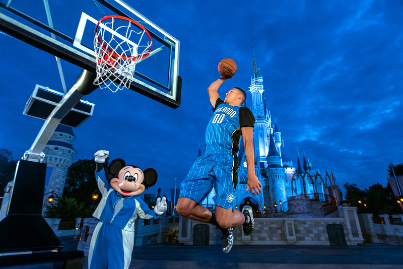 Walt Disney World becomes official sponsor of Orlando Magic's team jersey
