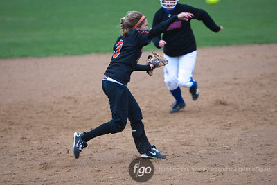 Washburn v South Softball 4-13-12