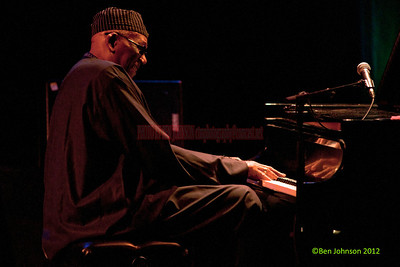 Randy Weston African Rhythms - Montgomery County College 2012