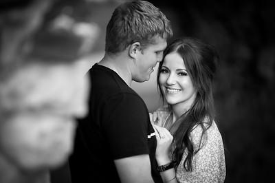 Liam and Gemma's Pre Wedding Shoot