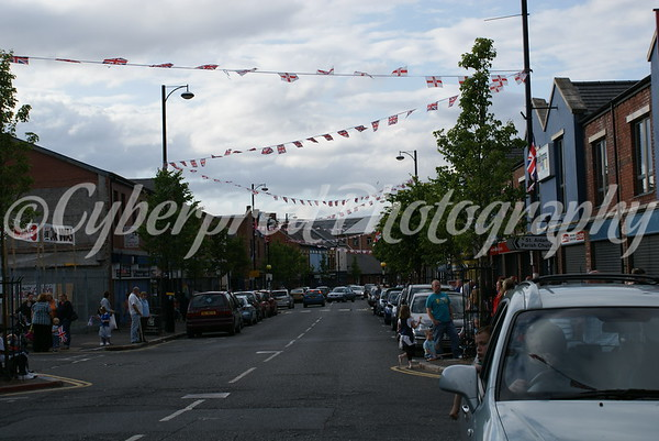 No' 5 District Somme Anniversary Sandy Row