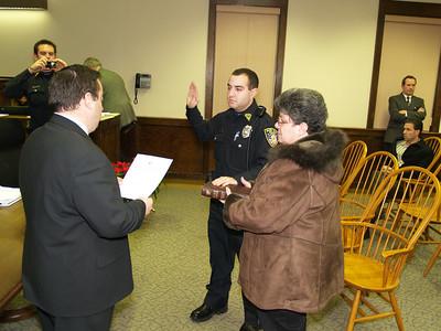 River Vale, NJ Police Officer Bill MacRae