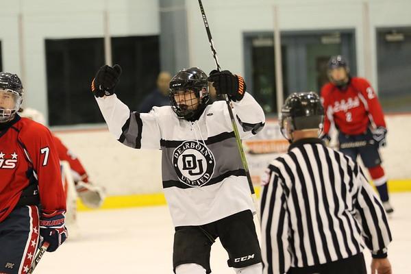DU Hockey vs Capital City