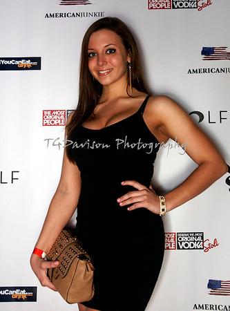 Playboy Ladies of Golf VIP Party 8/2013