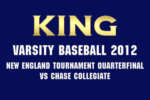 King Baseball NE Tournament - May 24, 2012