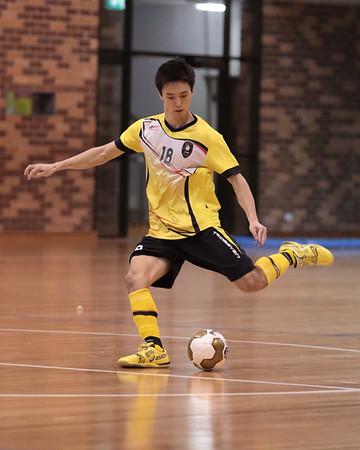 2015 0516 - F League EC Heat v Galaxy