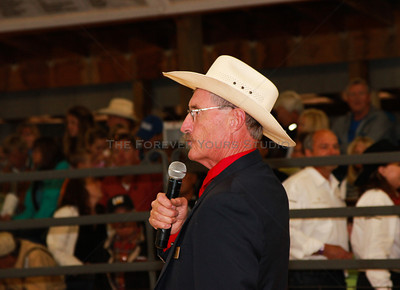 Showing and Auction of Livestock