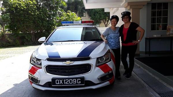 Police officers @ BKK