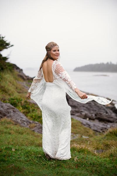 Kate & Justin Tofino Wedding September 21, 2019