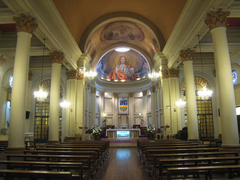 Sacred Heart Cathedral, Punta Arenas, Chile
