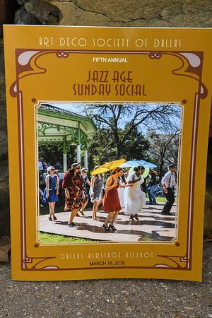 3-18-2018 Jazz Age Sunday Social @ Dallas Heritage Village