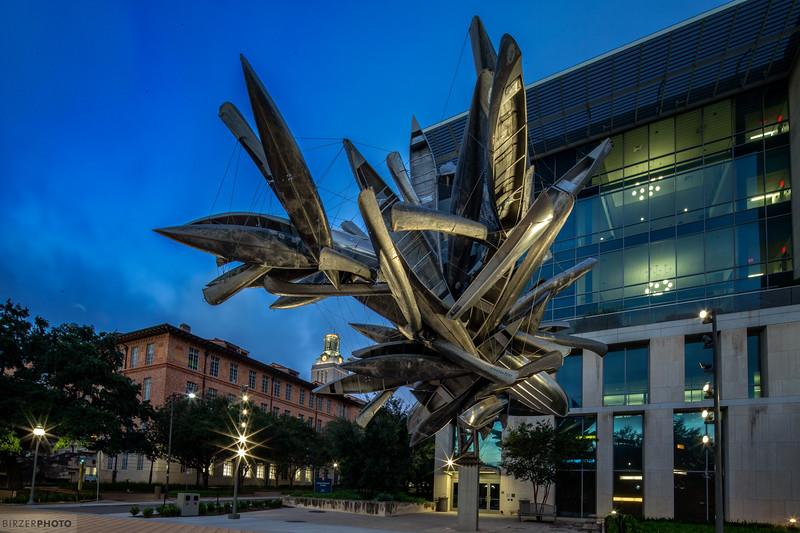 UT Austin Landmarks
