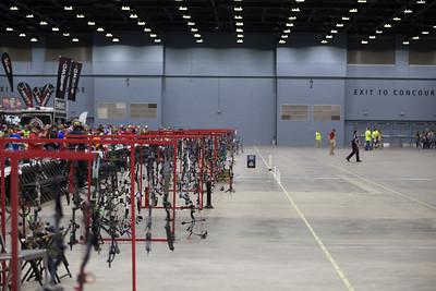 2018 NFAA Cincinnati Indoor Nationals