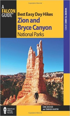 Easy Day Hike in Zion and Bryce Canyon