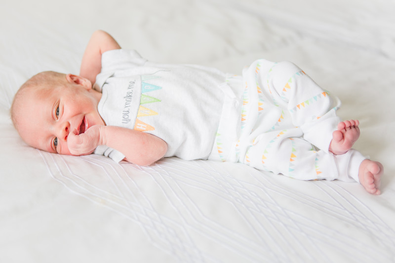 Beckett Furrow's First Photo Shoot