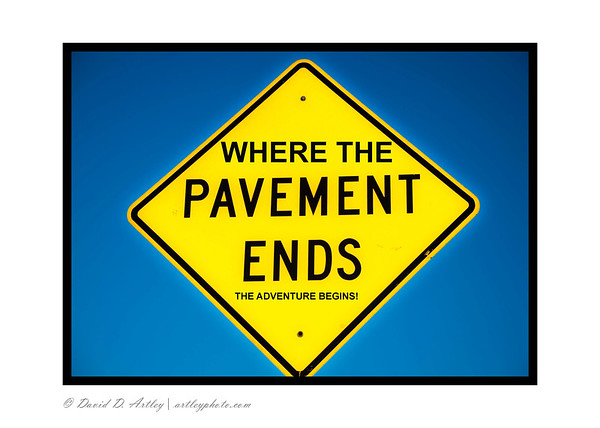 WhereThePavementEnds.net