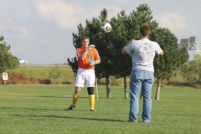 BRCS Soccer vs. Cornerstone 10-11-13
