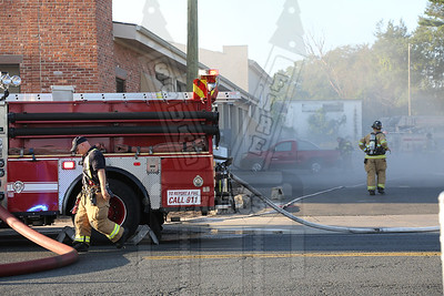 East Hartford, Ct 2nd alarm 9/24/17