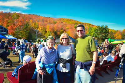 Gore Mountain Fall Festival