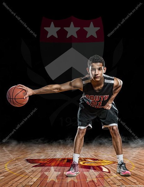 2016 Prep Basketball Portraits