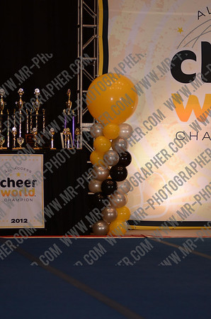 Cheer World April 1, 2012