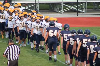 Freshman VS. Grand Ledge