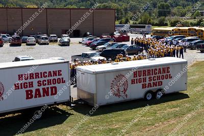 Hurricane High School Performance - September 10, 2010
