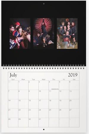 The Calendar 2019