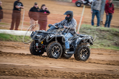 Mud Drags - March 15, 2014 - Coos Bay Speedway