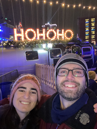 Vicky Montreal Visit December 2020