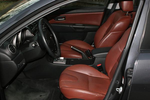Ryans car - Mazda 3 SP23