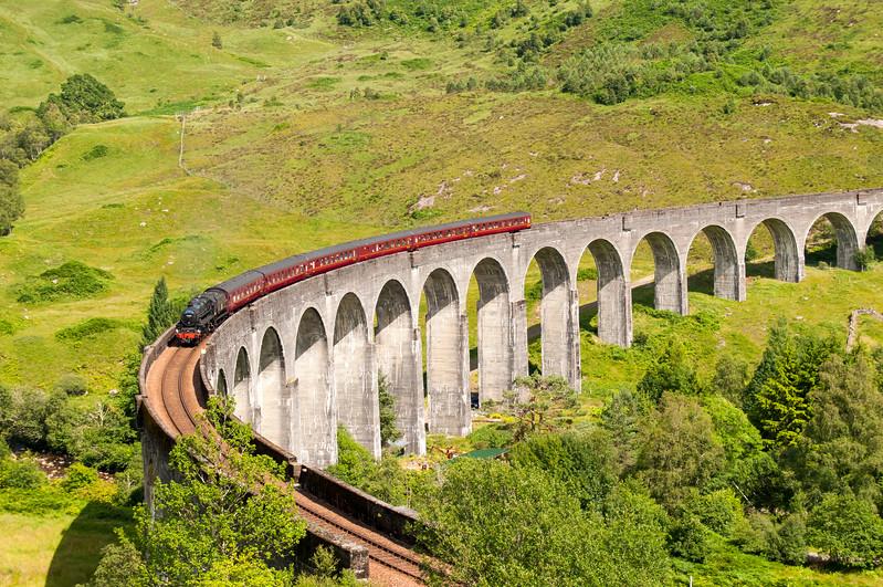 Glenfinnan Viaduct, Lochaber