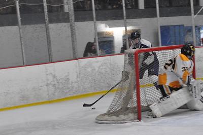 2018-2019 Varsity Hockey vs. Centerville