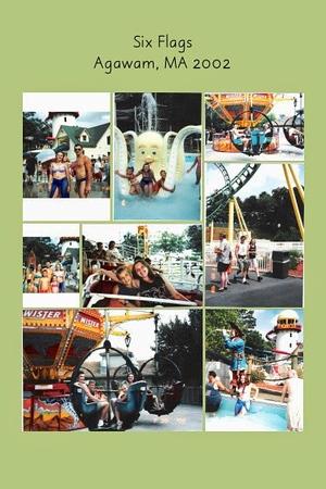 MA, Agawam - Six Flags