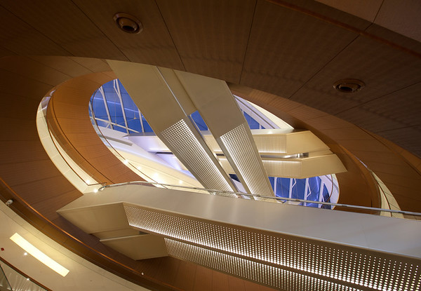 Taikoo Hui Swire Properties Shopping Mall - Arquitectonica Architecture