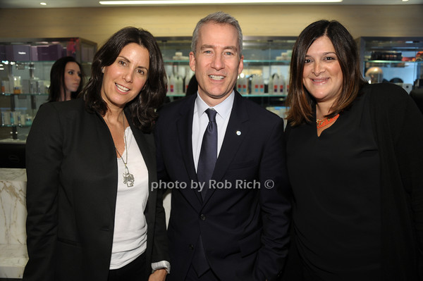 Iris Rosen, Jim McPartland, Sara Muron