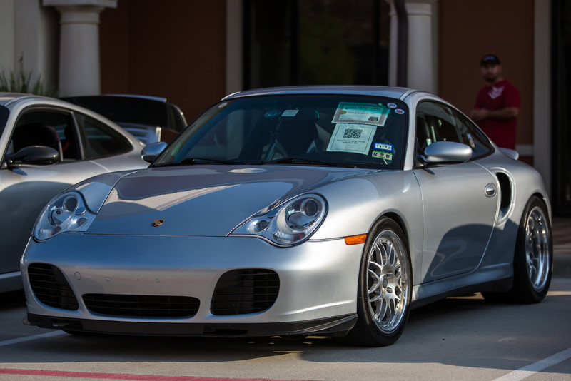 Highly Modified Twin Turbo Porsche 911