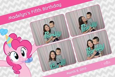 Madelyn's 5th Birthday (prints)